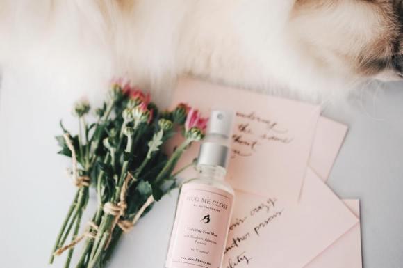 Natural skincare aromatherapy essential oils handmade